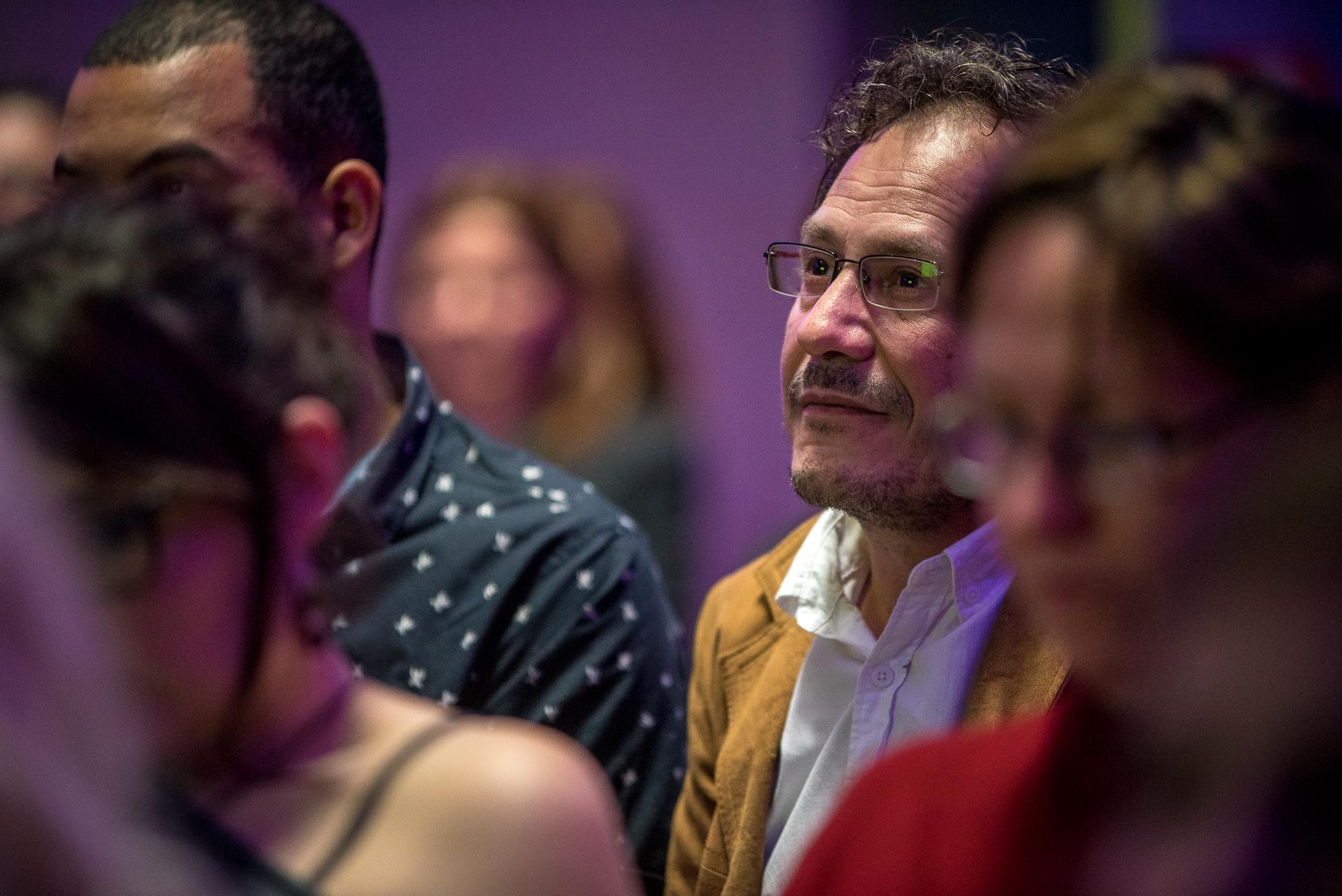 José Negrete, futuro colaborador de Diverzity