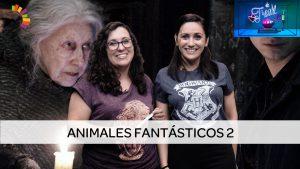 Grindelwald, Animales Fantásticos 2