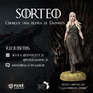 Sorteo Daenerys Targaryen