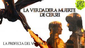 Muerte Cersei Lannister