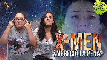 X MEN Fénix Oscura